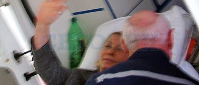 Голодовка и избиение Тимошенко