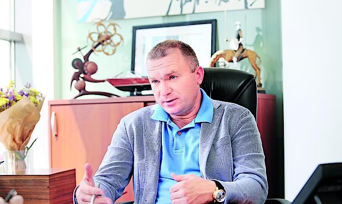 Мазепа Игорь Александрович и его отношение к «Укрспирту»