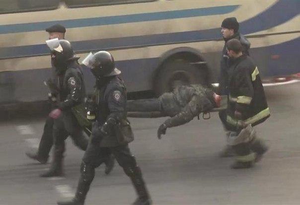 В деле о расстреле Майдана суд допросил волонтера-медика